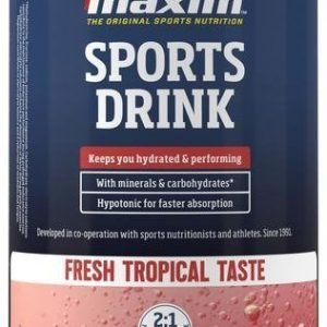 Maxim Sports Drink Fresh Tropical