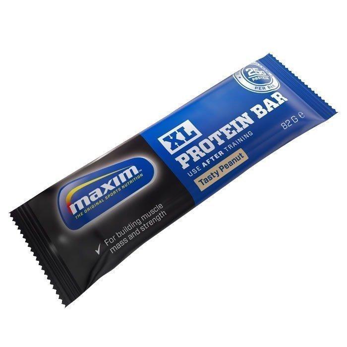 Maxim XL Proteinbar Maapähkinä 82 grammaa