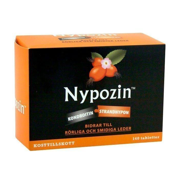 Medica Nord Nypozin 140 tablettia