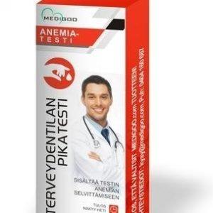 Medigoo Anemiatesti