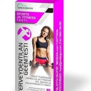 Medigoo Sport Ja Fitness Testi