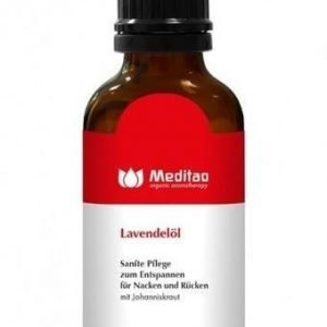 Meditao Laventeliöljy