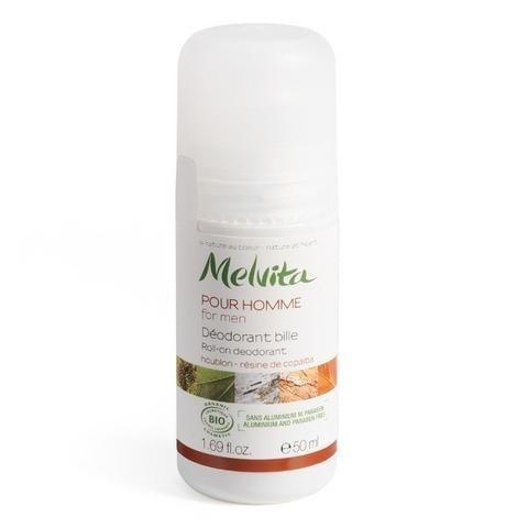 Melvita Men Roll-On Deodorantti