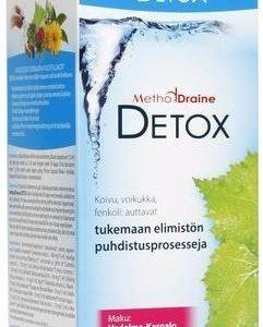 Methoddraine Detox Vadelma-Karpalo