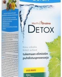 Methoddraine Detox Vihreä Tee