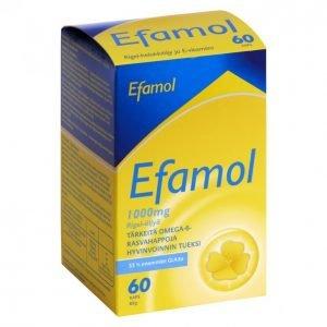 Midson Efamol 60kpl Helokkiöljyvalmiste