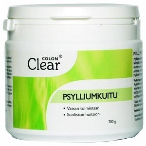 Midsona Finland Colon Clear Psylliumkuitu