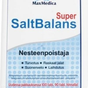Midsona Finland Salt Balans Super