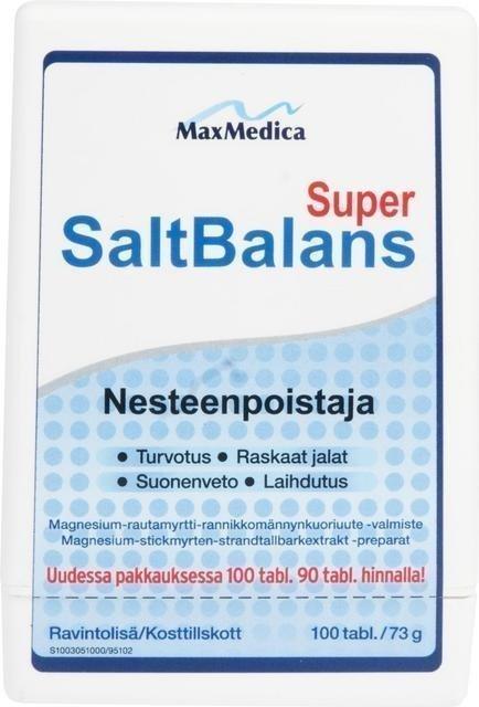 Midsona Finland Salt Balans Super