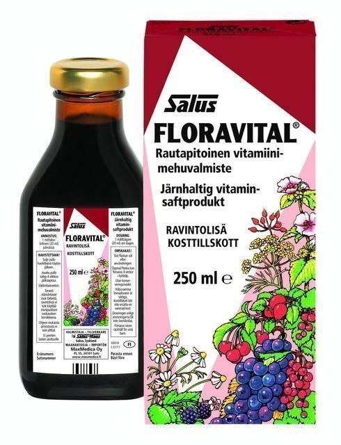 Midsona Finland Salus Floravital