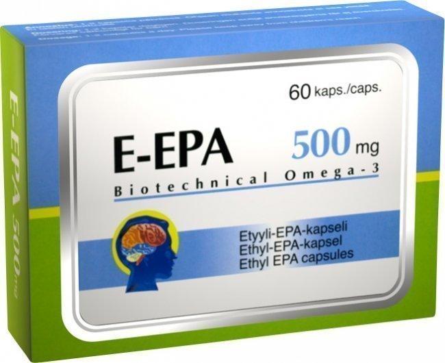 Midsona Finland Tri Tolosen E-EPA 500 mg