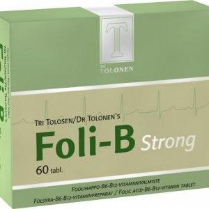 Midsona Finland Tri Tolosen Foli-B Strong