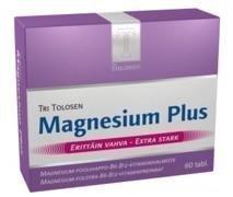 Midsona Finland Tri Tolosen Magnesium Plus