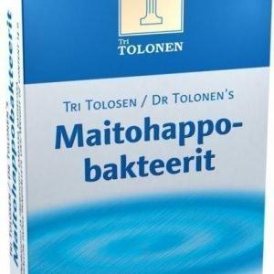 Midsona Finland Tri Tolosen Maitohappobakteerit