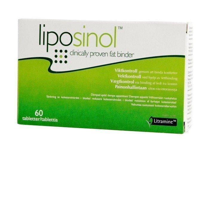 Midsona Liposinol EKO 60 tablettia