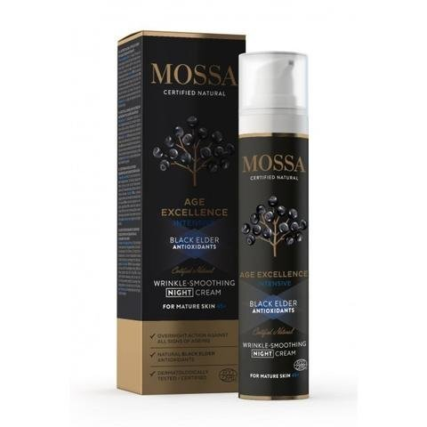 Mossa Age Excellence Intensive Wrinkle-Smoothing Yövoide