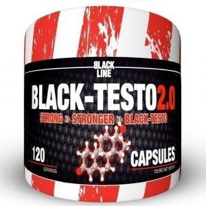 Muscle Max Black Testo 2.0