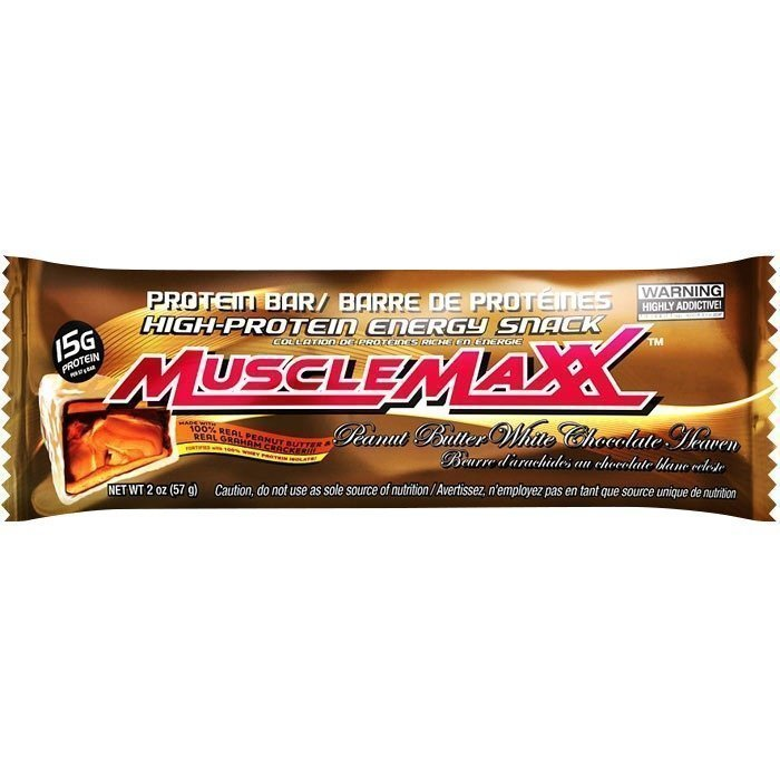 MuscleMaxx 57 g Chocolate Peanut Butter Dream