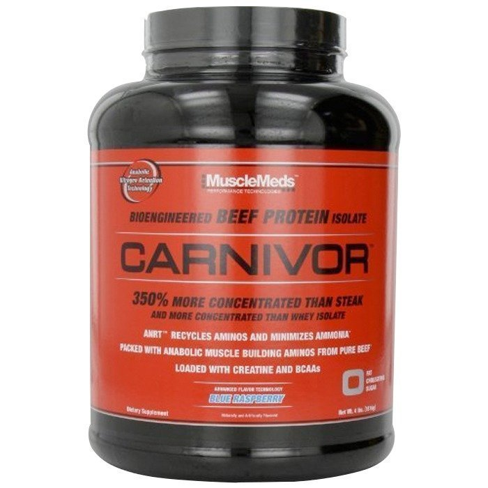 MuscleMeds Carnivor 1816 g Strawberry