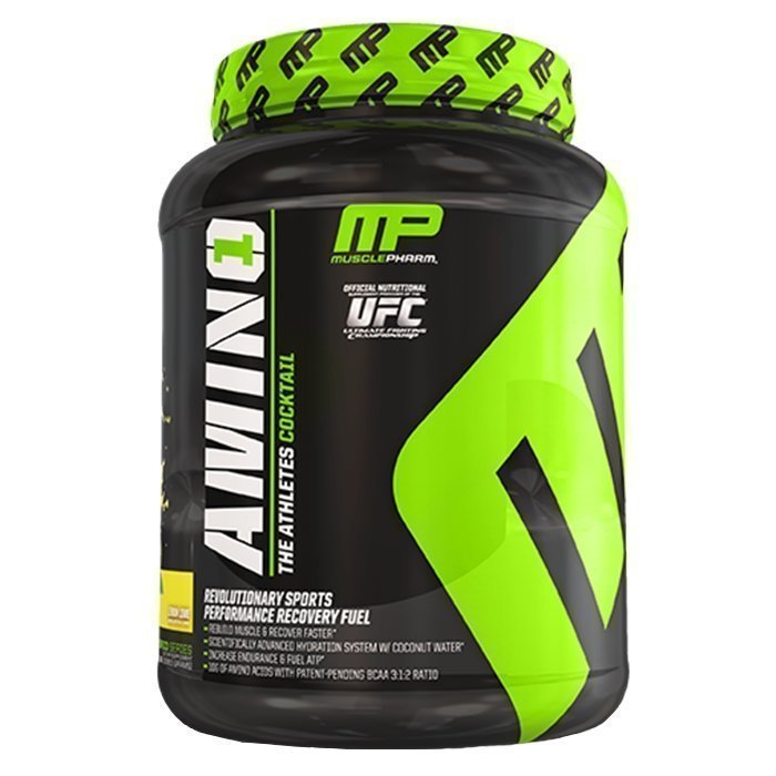 MusclePharm Amino1 32 servings Lemon Lime