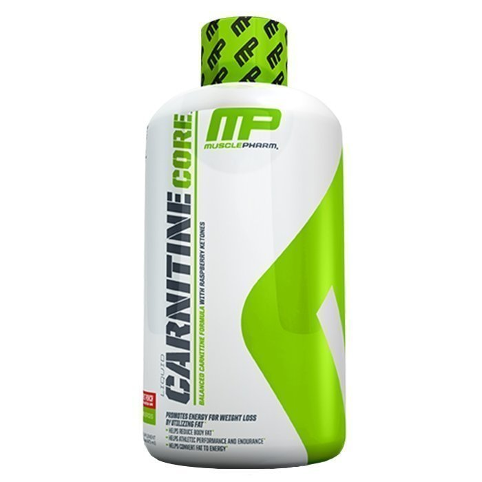 MusclePharm Carnitine Core Liquid 459 ml Citrus