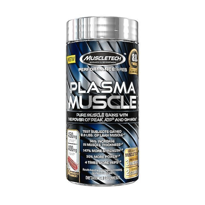 MuscleTech Plasma Muscle 84 caps