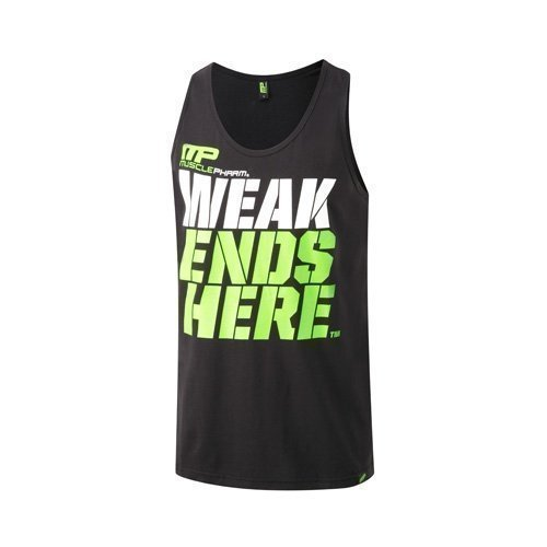 Musclepharm Weak Ends Here hihaton