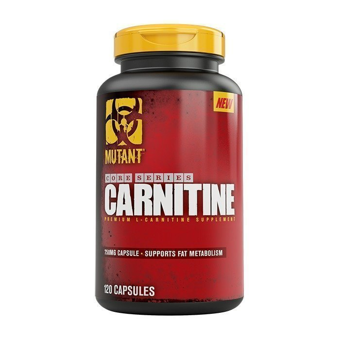Mutant Core Series Carnitine 120 caps