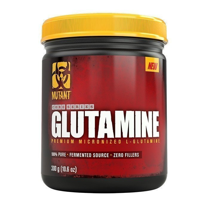 Mutant Core Series Glutamine 300g