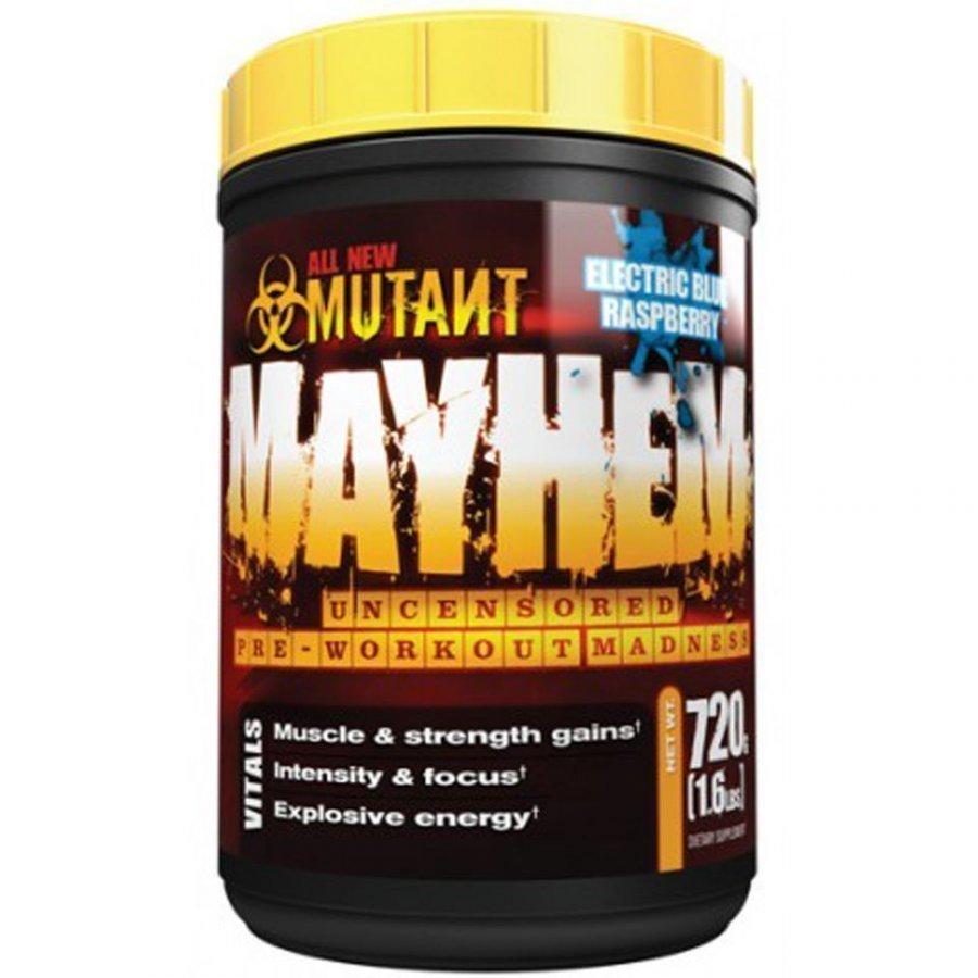 Mutant Mayhem 720 G 720 G Tubs Electric Blue Raspberry