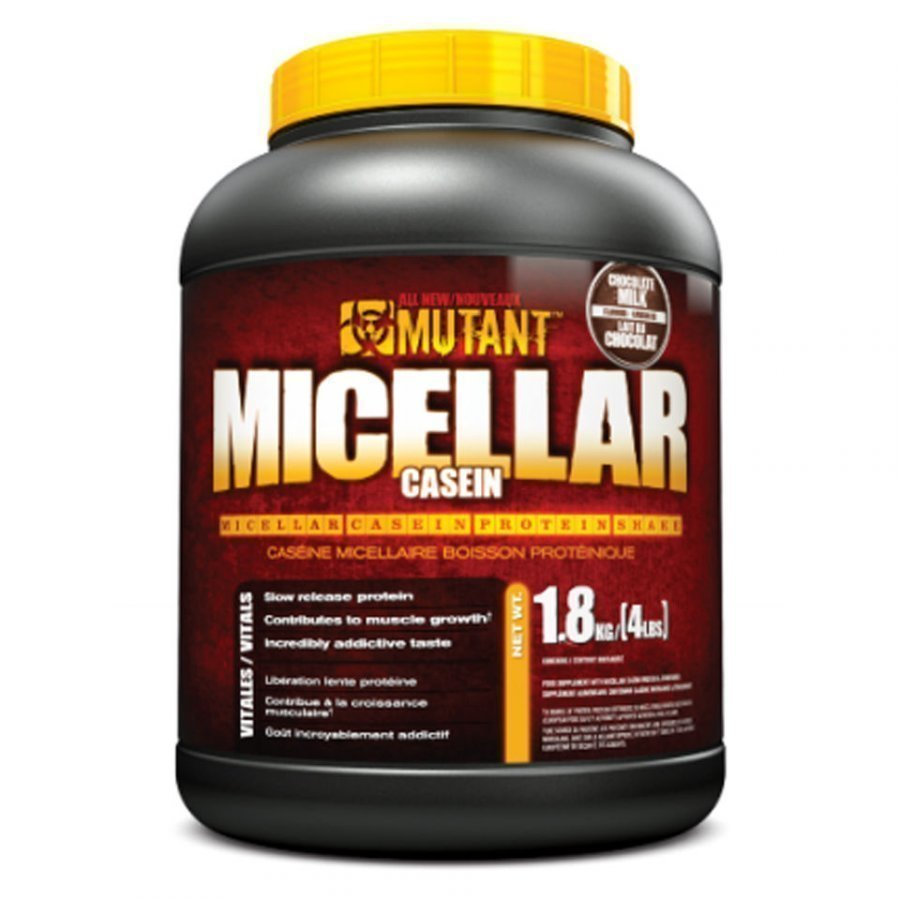 Mutant Micellar Casein 1800 G Tubs Chocolate
