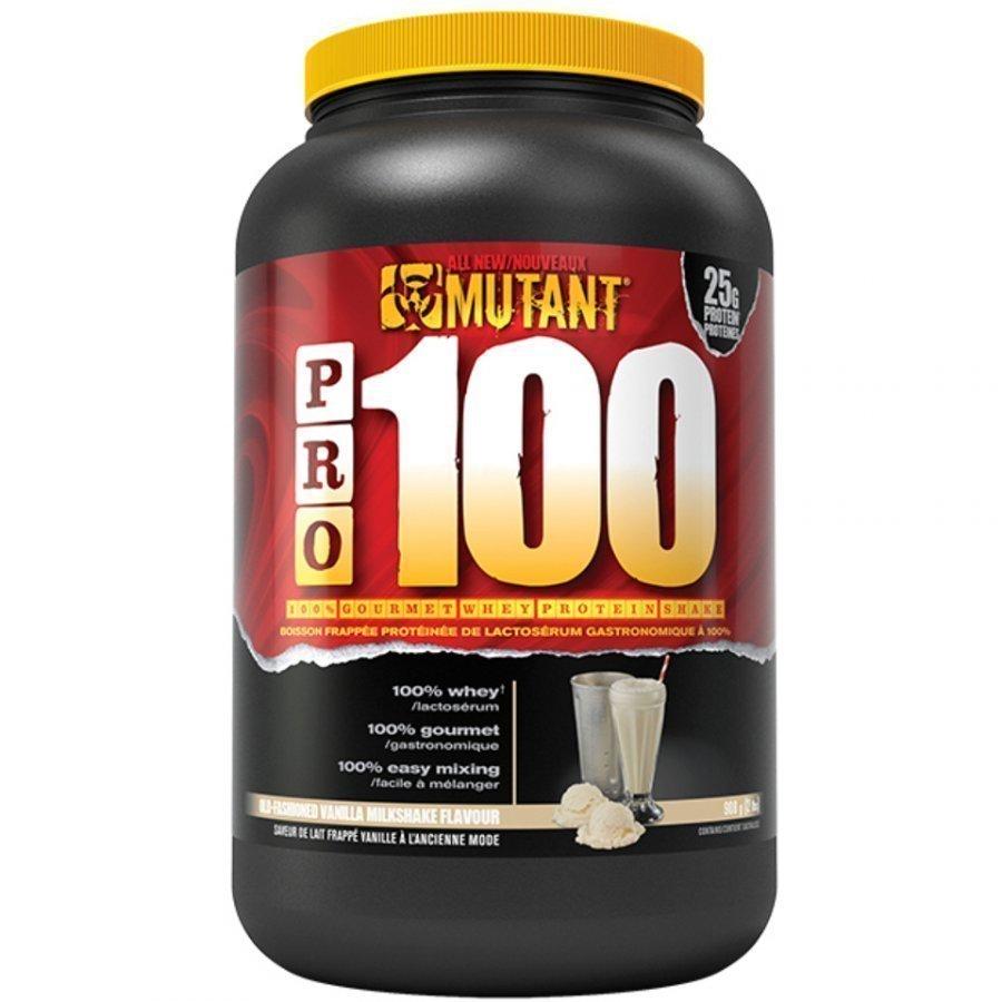 Mutant Pro 100 1.8 Kg Tuubi Vanilja