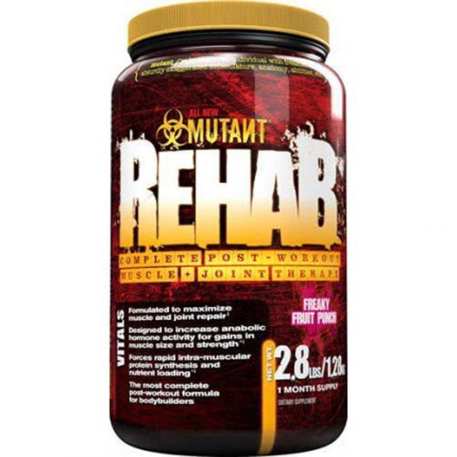 Mutant Rehab Palautumisvalmiste 1280 G Tubs Hedelmä Punch