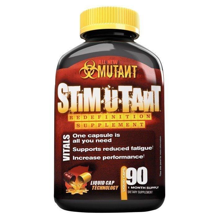 Mutant Stimutant 90 caps