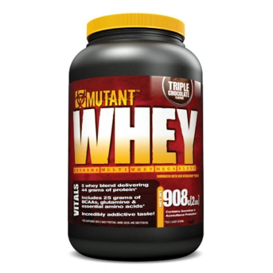 Mutant Whey 2270 G Tubs Vanilja