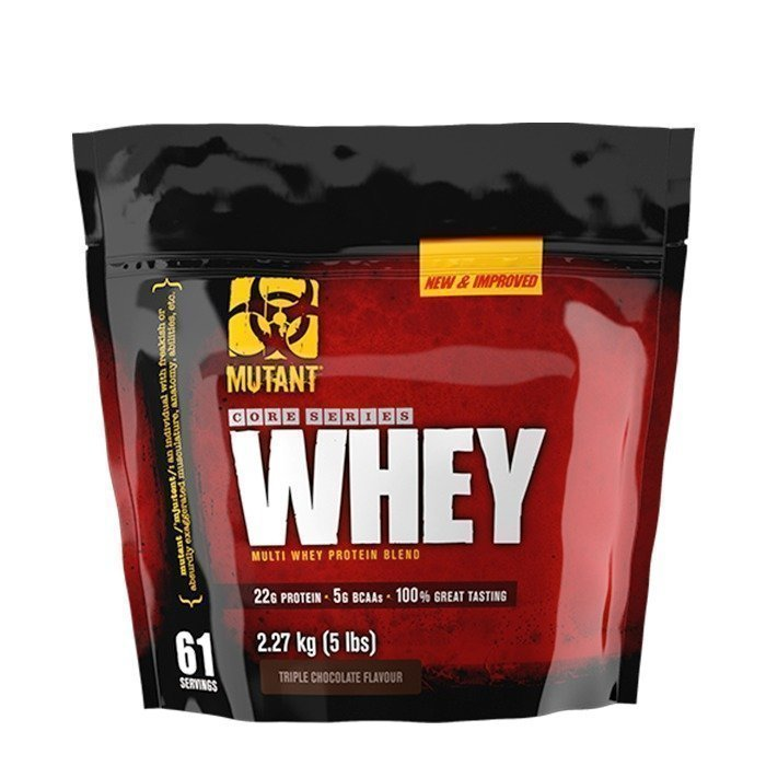 Mutant Whey 908 g Xtreme Strawberry Cream