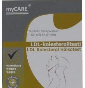 Mycare Ldl-Kolesterolitesti