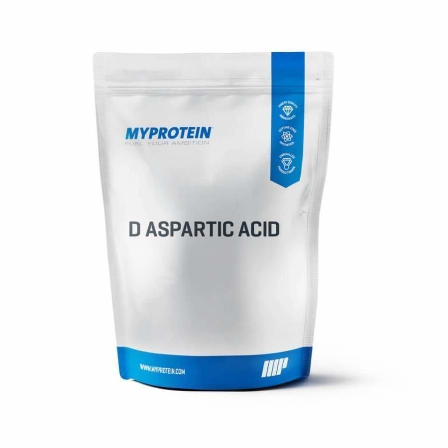 Myprotein D Aspartic Acid 250 G Pussi Maustamaton