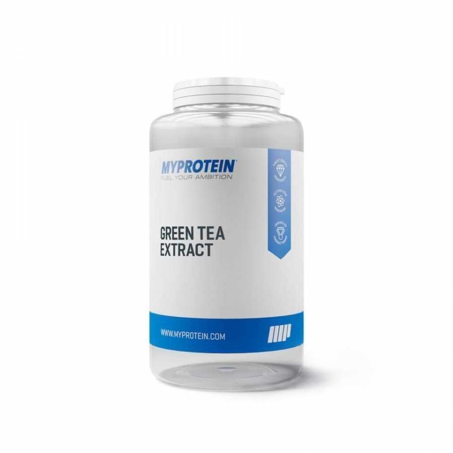 Myprotein Green Tea Extract Vihreäteeuute 120tablets Muovipurkki Maustamaton