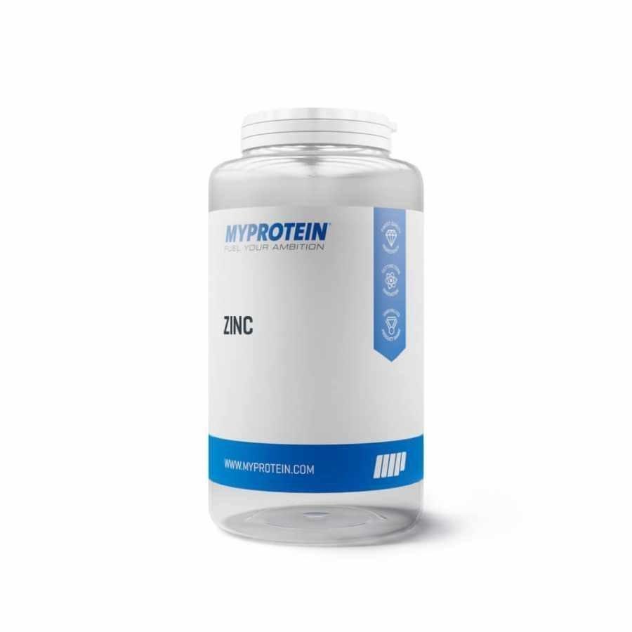 Myprotein Zinc Sinkki 270tablets Muovipurkki Maustamaton