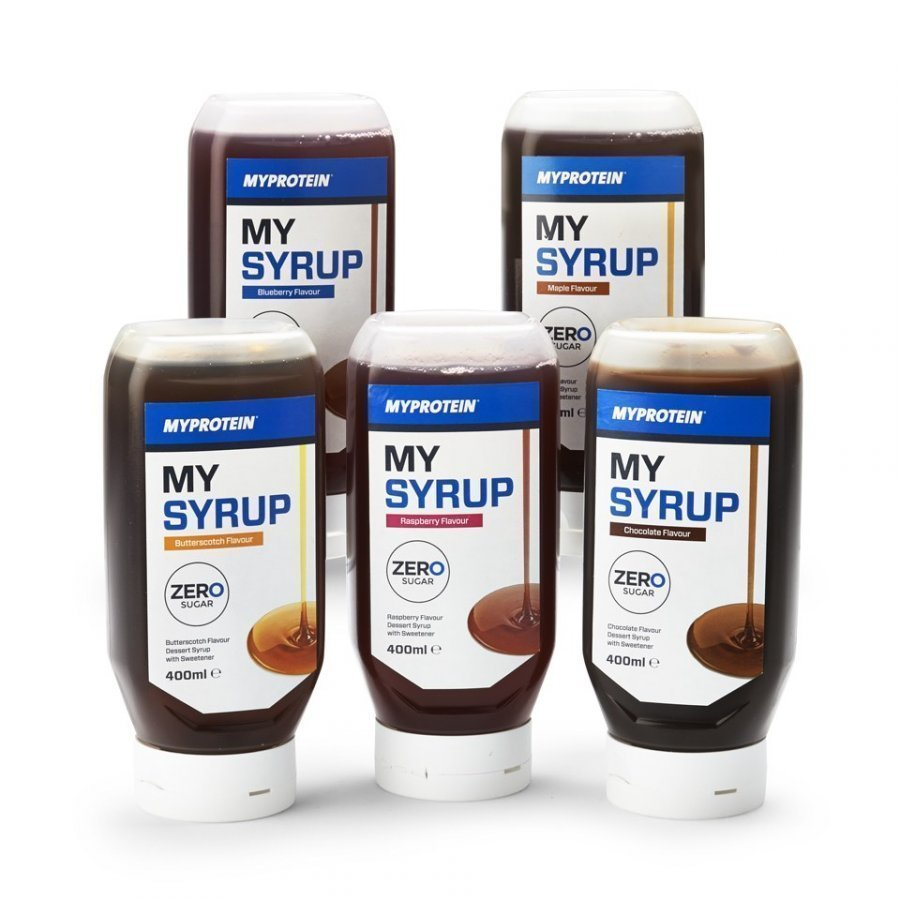 Mysyrup 400 Ml Pullot Chocolate