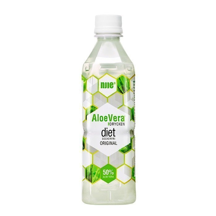 NJIE Aloe Vera DIET Granatäpple 500 ml