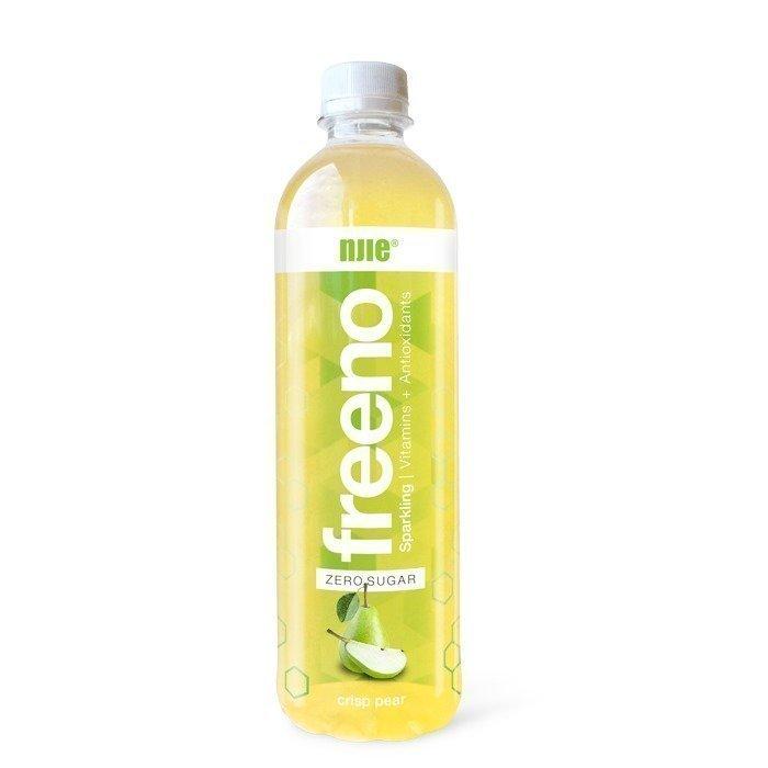 NJIE FREENO Zero Sugar 500 ml Strawberry/Lime