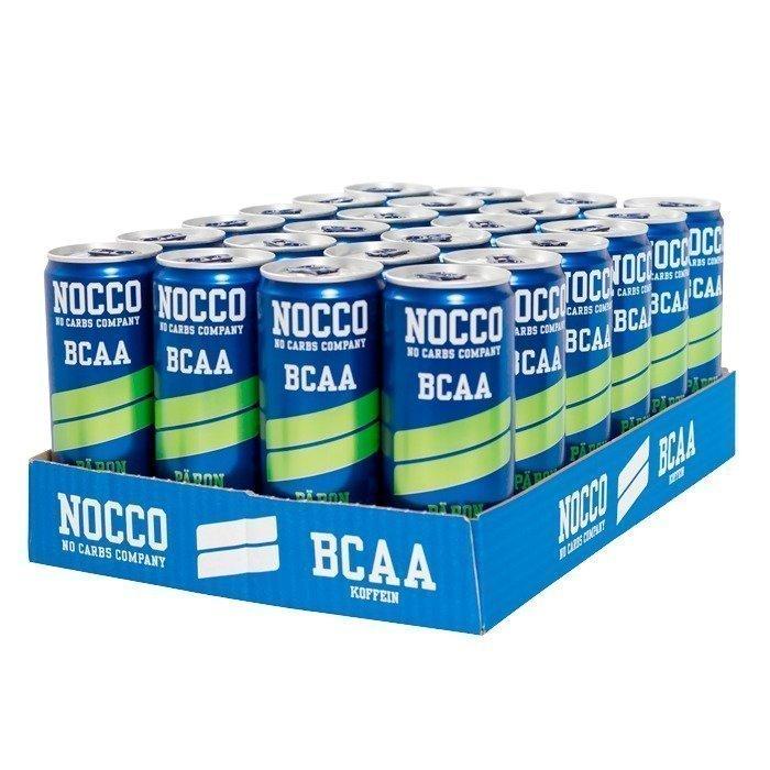 NOCCO 24 x NOCCO BCAA 330 ml
