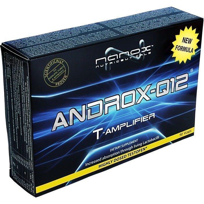 Nanox Nutriceuticals Androx Q12 90 caps