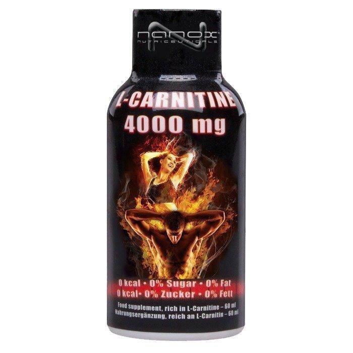Nanox Nutriceuticals L-Carnitine Shot 60 ml