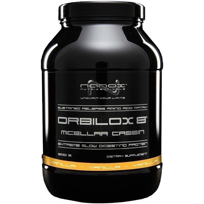 Nanox Nutriceuticals Nanox Orbilox 8 900 g Vanilja