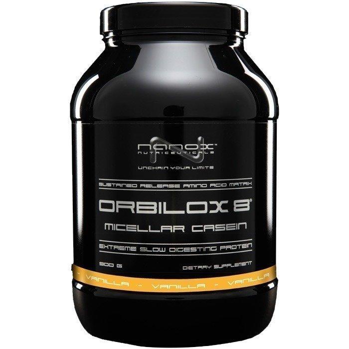 Nanox Nutriceuticals Orbilox 8 900 g Strawberry