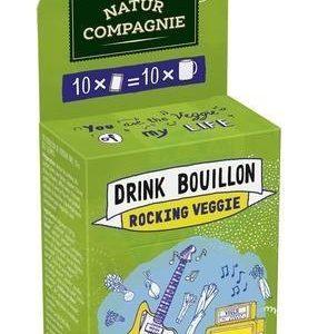 Natur Compagnie Luomu Drink Bouillon Rocking Veggie