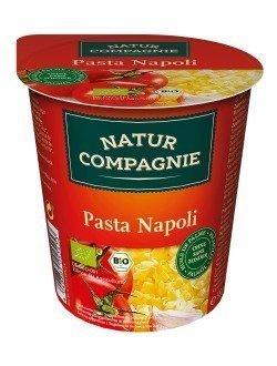 Natur Compagnie Luomu Valmisateria Pasta Napoli
